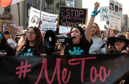 2019 CA New Laws in Response to #MeToo Movement
